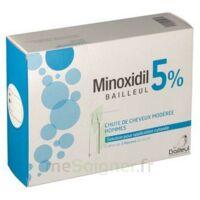 MINOXIDIL BAILLEUL 5 % Solution pour application cutanée 3 Fl/60ml à GRENOBLE