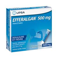 Efferalgan 500 mg Glé en sachet Sach/16 à GRENOBLE