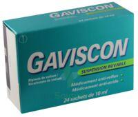GAVISCON, suspension buvable en sachet