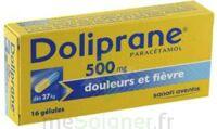 DOLIPRANE 500 mg Gélules B/16 à GRENOBLE