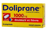 DOLIPRANE 1000 mg Comprimés Plq/8 à GRENOBLE