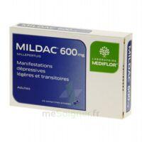 MILDAC 600 mg, comprimé enrobé à GRENOBLE