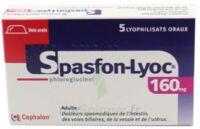 SPASFON LYOC 160 mg, lyophilisat oral à GRENOBLE