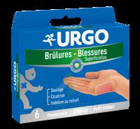 URGO BRULURES-BLESSURES PETIT FORMAT x 6 à GRENOBLE