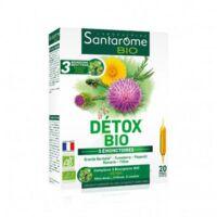 Santarome Bio Détox Solution buvable 20 Ampoules/10ml à GRENOBLE