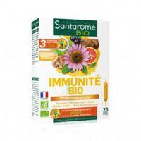Santarome Bio Immunité Solution buvable 20 Ampoules/10ml à GRENOBLE