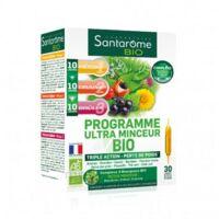 Santarome Bio Programme ultra minceur Solution buvable 30 Ampoules/10ml à GRENOBLE