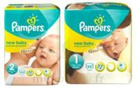 PAMPERS NEW BABY PREMIUM PROTECTION, taille 2, 3 kg à 6 kg, sac 32 à GRENOBLE