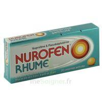 NUROFEN RHUME, comprimé pelliculé à GRENOBLE