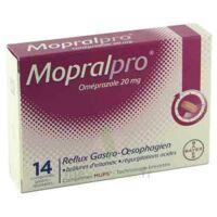 MOPRALPRO 20 mg Cpr gastro-rés Film/14