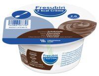 Fresubin 2kcal Crème sans lactose Nutriment chocolat 4 Pots/200g à GRENOBLE
