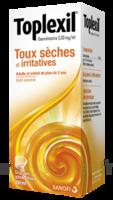 TOPLEXIL 0,33 mg/ml, sirop 150ml à GRENOBLE