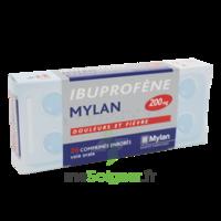 IBUPROFENE MYLAN 200 mg, comprimé enrobé B/30 à GRENOBLE