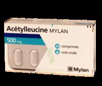 ACETYLLEUCINE MYLAN 500 mg, comprimé à GRENOBLE