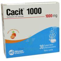 CACIT 1000 mg, comprimé effervescent à GRENOBLE