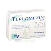 TERLOMEXIN 200 mg, capsule molle vaginale à GRENOBLE