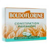 BOLDOFLORINE 1 Cpr pell constipation passagère B/40 à GRENOBLE