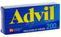 ADVIL 200 mg, 20 comprimés enrobés B/20 à GRENOBLE