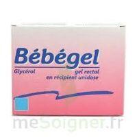 BEBEGEL, gel rectal en récipient unidose à GRENOBLE