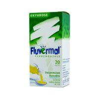 FLUVERMAL 2 % Susp buv Fl/30ml à GRENOBLE