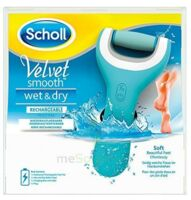 Scholl Velvet Smooth Wet&Dry Râpe électrique rechargeable à GRENOBLE