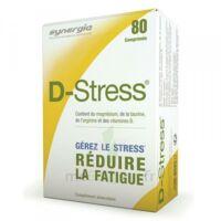 D-STRESS, boite de 80 à GRENOBLE