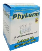 PHYLARM, unidose 2 ml, bt 28
