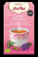 YOGI TEA EQUILIBRE FEMININ à GRENOBLE