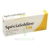 SPECIAFOLDINE 5 mg, comprimé à GRENOBLE