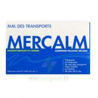 MERCALM, comprimé pelliculé sécable