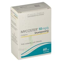 MYCOSTER 10 mg/g, shampooing à GRENOBLE