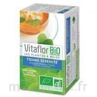 Vitaflor Bio Tisane Serenité à GRENOBLE