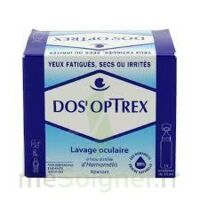 DOS'OPTREX S lav ocul 15Doses/10ml à GRENOBLE