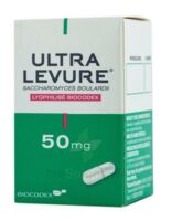 ULTRA-LEVURE 50 mg Gélules Fl/50 à GRENOBLE