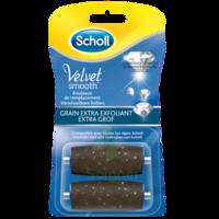 Scholl Velvet Smooth Rouleaux De Remplacement  Grain Extra Exfoliant à GRENOBLE