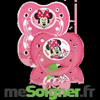 Dodie Disney Sucette anatomique silicone +6mois minnie Lot/2 à GRENOBLE
