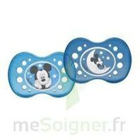 SUCETTE DODIE ANATOMIQUE SILICONE mickey 18 MOIS + x 2 à GRENOBLE
