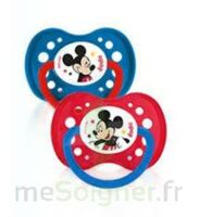 Dodie Disney sucettes silicone +18 mois Mickey Duo à GRENOBLE