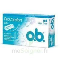 OB PRO COMFORT, light Flow , bt 16 à GRENOBLE