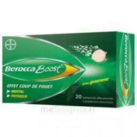 Beroccaboost Comprimés effervescents B/20 à GRENOBLE