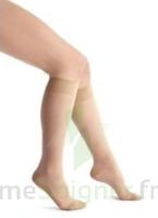 Thuasne Venoflex Secret 2 Chaussette femme beige naturel T2L à GRENOBLE