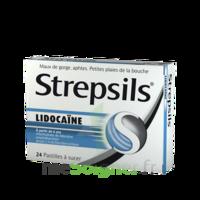Strepsils lidocaïne Pastilles Plq/24 à GRENOBLE