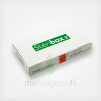 Stéribox Kit prévention et hygiène pour les toxicomanes avec seringues 100UI/ml à GRENOBLE