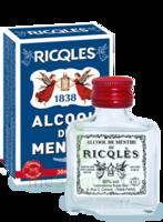 Ricqles 80° Alcool de menthe 30ml à GRENOBLE