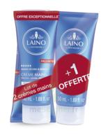 Laino Hydratation au Naturel Crème mains Cire d'Abeille 3*50ml à GRENOBLE