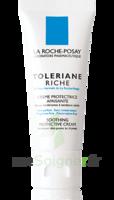 Toleriane Crème riche peau intolérante sèche 40ml à GRENOBLE