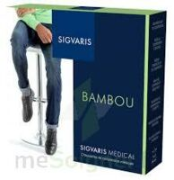 Sigvaris Bambou 2 Chaussette homme galet L large à GRENOBLE