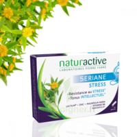Seriane Stress Gélules B/30 à GRENOBLE