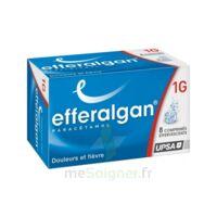 EFFERALGANMED 1 g Cpr eff T/8 à GRENOBLE